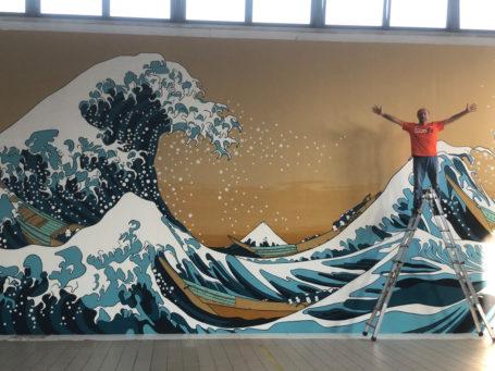 Omaggio a Hokusai Katsushika – part.2